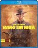 Hang 'em High Eastwood Begley Blu Ray Pg13 50th Anniversary Edition