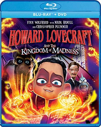Howard Lovecraft & The Kingdom Of Madness/Howard Lovecraft & The Kingdom Of Madness@Blu-Ray/DVD@NR
