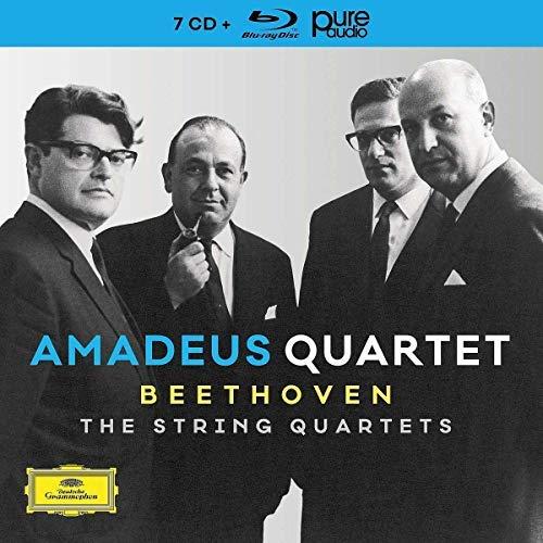 Beethoven / Amadeus Quartet/String Quartets