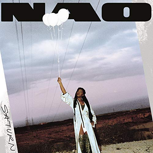 Nao Saturn 150g Vinyl White Vinyl Includes Download Insert