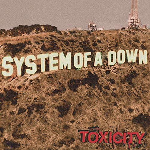 System Of A Down Toxicity 140g Vinyl