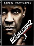 Equalizer 2 Washington Pascal Sanders DVD Dc R