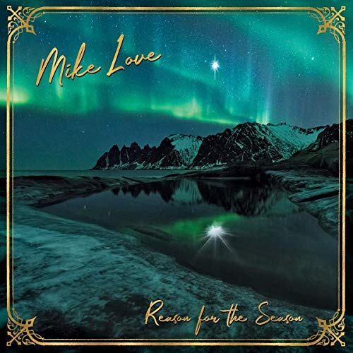 Mike Love Reason For The Season (clear Vinyl With Red & Green Splatter)