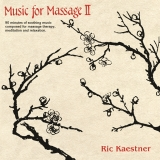 Ric Kaestner Music For Massage Ii (clear Vinyl) 2lp