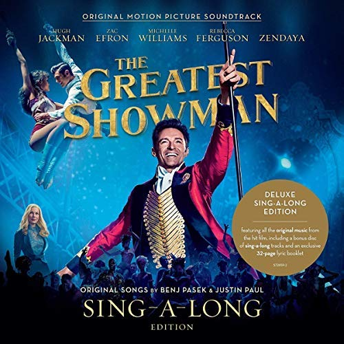 The Greatest Showman (Sing-a-Long Edition)/Original Motion Picture Soundtrack@2CD Sing-a-Long Edition@2CD