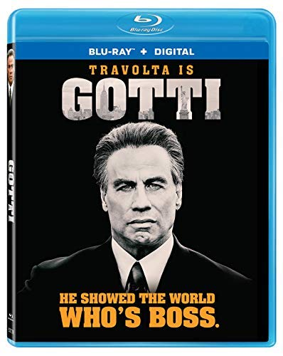 Gotti Travolta Lofranco Preston Blu Ray Dc R
