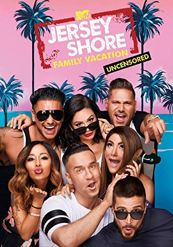 Jersey Shore Family Vacation Season 1 DVD