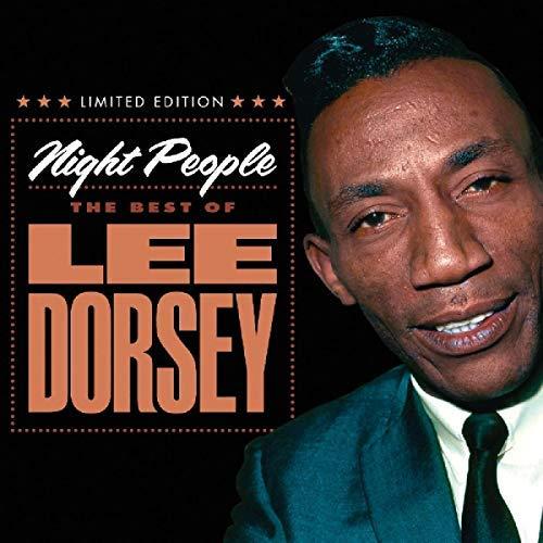 Lee Dorsey/Night People: The Best Of Lee Dorsey@3CD Deluxe