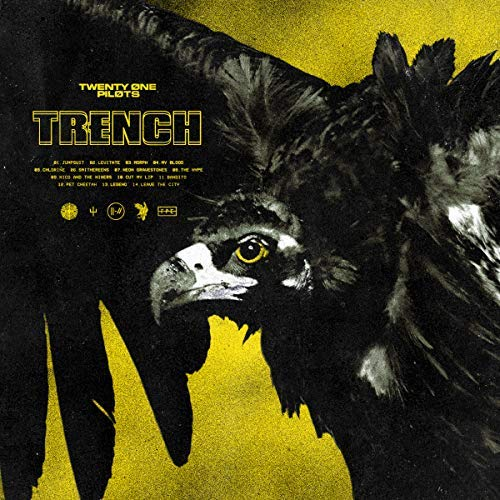 Twenty One Pilots Trench 2lp W Digital Download