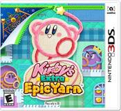 Nintendo 3ds Kirby's Extra Epic Yarn