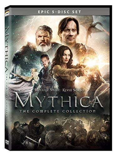 Mythica The Complete Collectiion