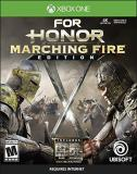 Xbox One For Honor Marching Fire Limited Edition