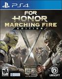 Ps4 For Honor Marching Fire Limited Edition