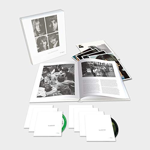 The Beatles/The Beatles (The White Album)@Super Deluxe (6CD + Blu-ray)@stereo remix, Esher Demos + 3 CDs of sessions, 5. 1 mix