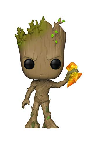 Pop Marvel Groot (stormbreaker) Infinty War