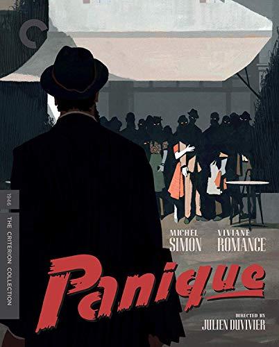 Panique/panique@Blu-Ray@CRITERION