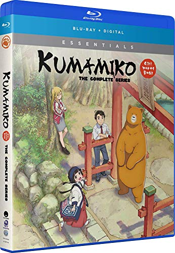 Kuma Miko/The Complete Series@Blu-Ray/DC@NR