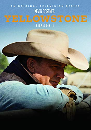 Yellowstone Season 1 DVD