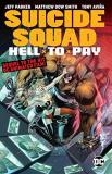 Jeff Parker Suicide Squad Hell To Pay