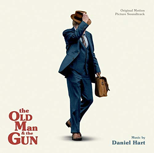 Old Man & The Gun Soundtrack Daniel Hart