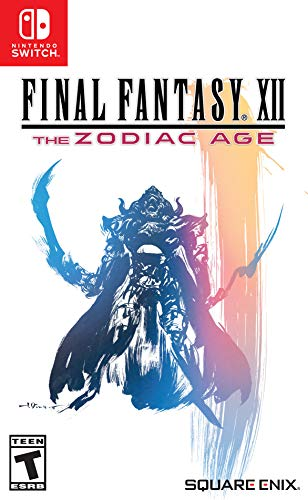 Nintendo Switch Final Fantasy Xii Zodiac Age