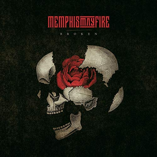 Memphis May Fire Broken (colored Vinyl)