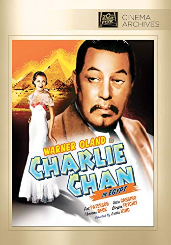 Charlie Chan In Egypt/Oland/Paterson/Beck@DVD MOD@This Item Is Made On Demand: Could Take 2-3 Weeks For Delivery