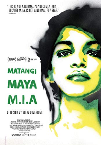 Matangi Maya M.I.A. Matangi Maya M.I.A. DVD Mod This Item Is Made On Demand Could Take 2 3 Weeks For Delivery