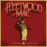 Fleetwood Mac 50 Years Don't Stop 3cd