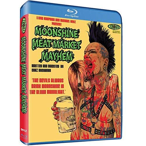 Moonshine Meat Market Mayhem/Werthen/Pruit@Blu-Ray@NR