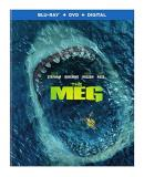 The Meg Statham Li Wilson Blu Ray DVD Dc Pg13