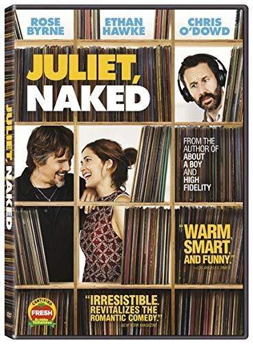 Juliet Naked/Byrne/Hawke/O'Dowd@DVD@R