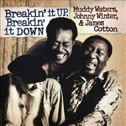 Muddy Waters Johnny Winter James Cotton Breakin' It Up Breakin' It Down 2 Lp Rsd Black Friday 2018