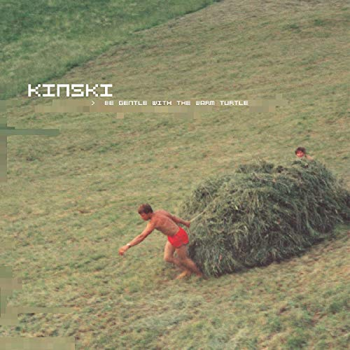 Kinski/Be Gentle with the Warm Turtle@2 LP@RSD Black Friday 2018