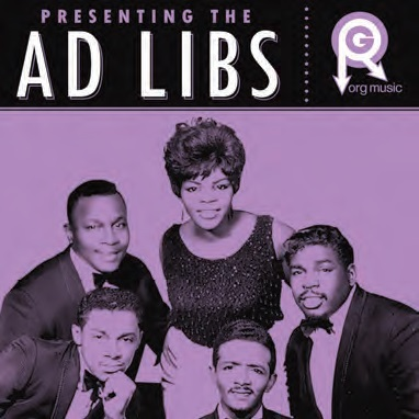 The Ad Libs Presenting... The Ad Libs Rsd Black Friday 2018