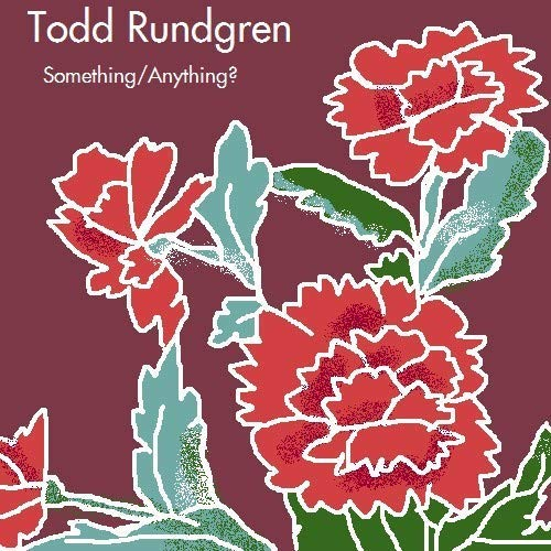 "Rundgren Todd Something Anything? 2lp Red Blue W 7"" Vinyl Single Rsd Black Friday 2018"