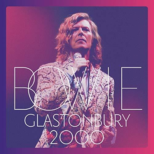 David Bowie/Glastonbury 2000@3lp