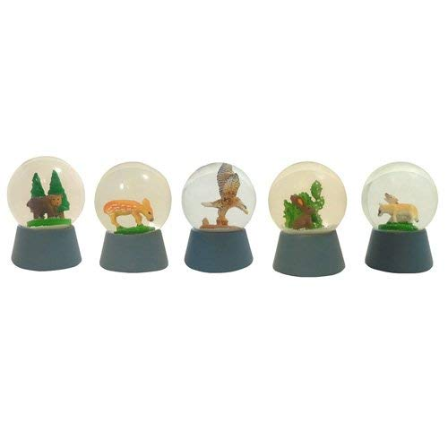 Gift Wildlife Snow Globe