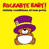Rockabye Baby! Lullaby Renditions Of Tom Petty Clear Red Vinyl Rsd Black Friday 2018