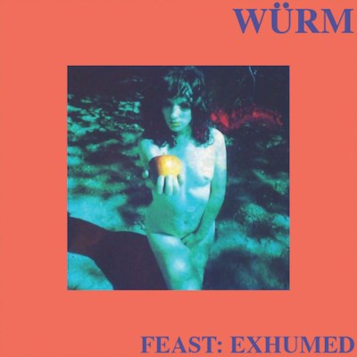 Wurm Feast Exhumed Rsd Black Friday 2018