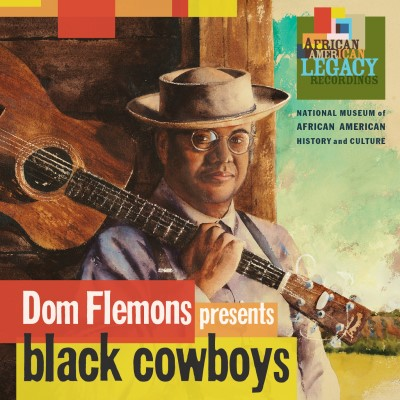 Dom Flemons Black Cowboys 2lp