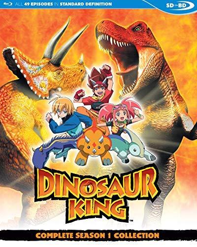 Dinosaur King/Season 1