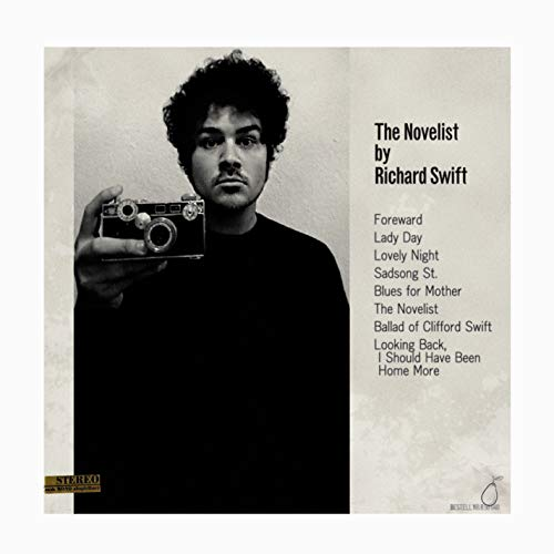 Richard Swift/The Novelist / Walking Without Effort