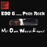 Edo G Featuring Pete Rock My Own Worst Enemy 2xlp Deluxe Edition Rsd Black Friday 2018