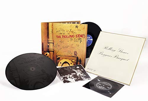 The Rolling Stones Beggars Banquet 50th Anniversary Edition 2 Lp + 7""