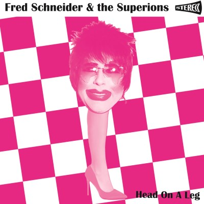 Fred & Superions Schneider Head On A Leg Rsd Black Friday 2018