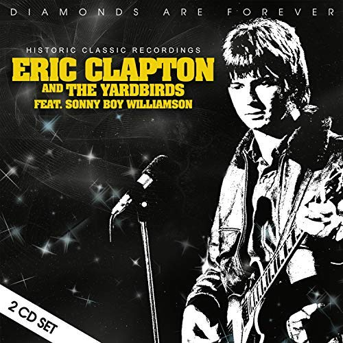 Eric Clapton & The Yardbirds Historic Classic Recordings