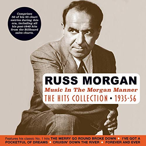 Russ Morgan/Music In The Morgan Manner: The Hits Collection 1935-56
