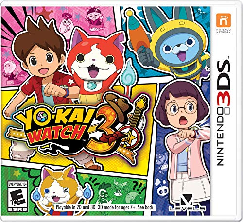 Nintendo 3ds Yo Kai Watch 3