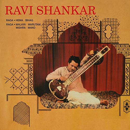 Ravi Shankar/Raga: Hema-Bihag / Malaya Maru